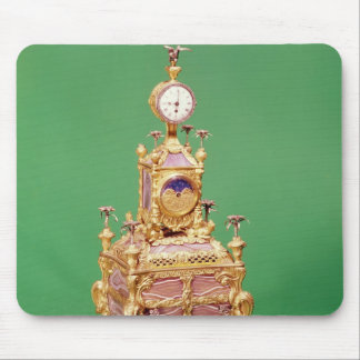 Cabinet clock, c.1766 mouse pad