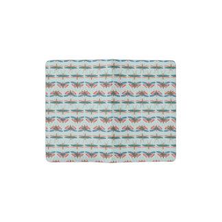 Cabinet de Seba Insect Pattern Pocket Moleskine Notebook