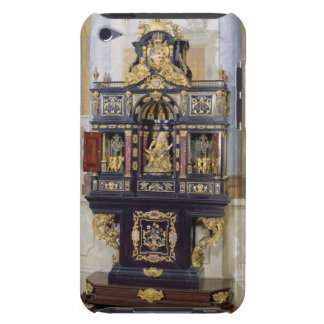 Cabinet of the Electress Palatine c 1704 ebony Case-Mate iPod Touch Case