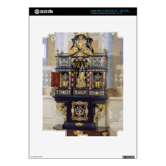 Cabinet of the Electress Palatine, c.1704 (ebony, Decals For iPad 3