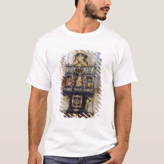 Cabinet of the Electress Palatine, c.1704 (ebony, T-Shirt