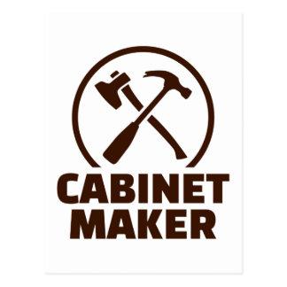 Cabinetmaker Postcard