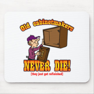 Cabinetmakers Mouse Pad