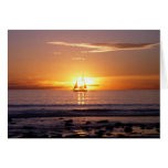 Cable Beach Sunset Greeting Cards