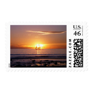 Cable Beach Sunset Stamps