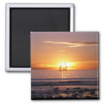 Cable Beach Sunset Refrigerator Magnet