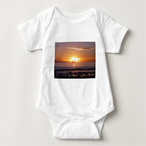 Cable Beach Sunset Shirts