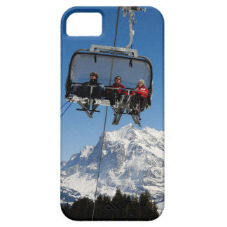 Cable car and Jungfrau iPhone SE/5/5s Case