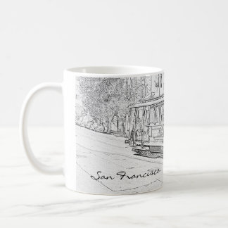 Cable Car Coffee Mug