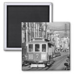 Cable Car Magnet Magnets