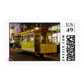 Cable Car Postage