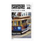Cable Cars In San Francisco Postage Stamps