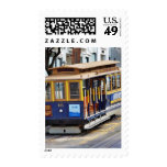 Cable Cars In San Francisco Stamps