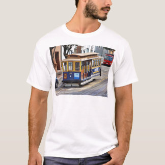Cable Cars In San Francisco T-Shirt