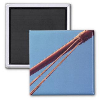 Cable de la suspensión de puente Golden Gate Imán Para Frigorifico