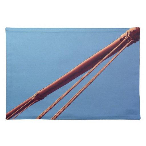 Cable de la suspensión de puente Golden Gate Mantel Individual