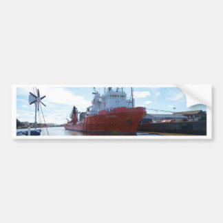 Cable Layer DP Reel Bumper Sticker