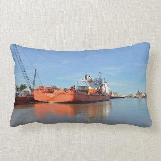 Cable Layer Kingstown Lumbar Pillow