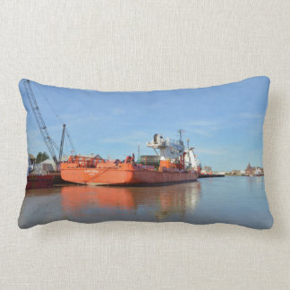 Cable Layer Kingstown Throw Pillows