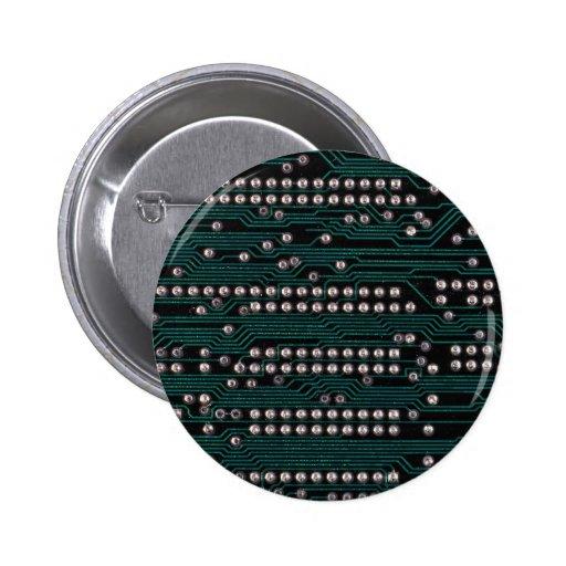 Cableado de la placa de circuito pin