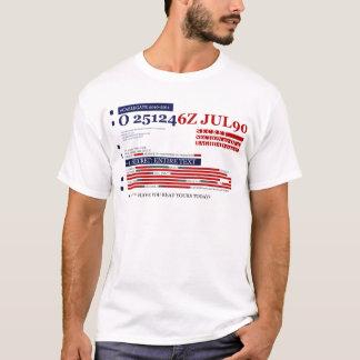 #Cablegate 90BAGHDAD4237 T-Shirt