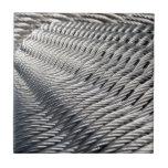 Cables de acero azulejos cerámicos