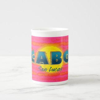Cabo 2 Bone China Mug Tea Cup