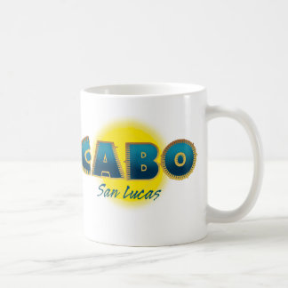 Cabo 2 Classic White Mug