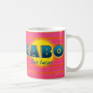 Cabo 3 Classic White Mug