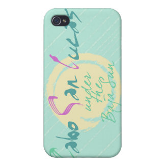 Cabo 3 iPhone 4/4S Case