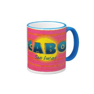 Cabo 3 Ringer Mug