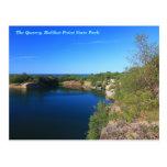 Cabo Ana de Rockport de la mina del parque de Tarjetas Postales