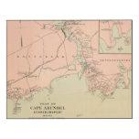 Cabo Arundel, Kennebunkport, Maine Impresión En Madera