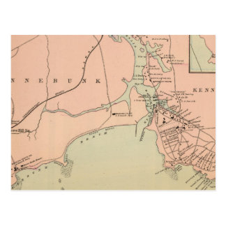 Cabo Arundel, Kennebunkport, Maine Tarjetas Postales