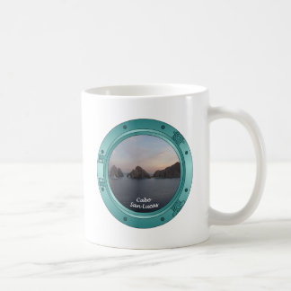 Cabo at Sunset Classic White Coffee Mug