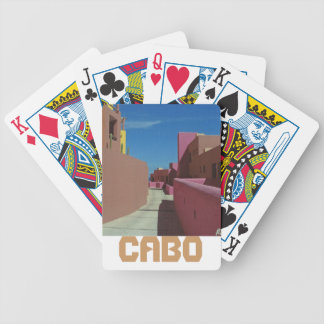 Cabo Baja California, Mexico Playing Cards