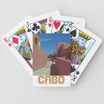 Cabo Baja California, naipes de México Baraja Cartas De Poker
