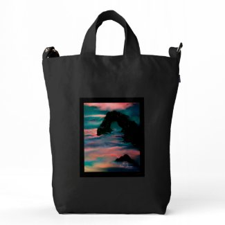 Cabo Beautiful Tote Is Waitin For You...Lets Go!!! Duck Bag
