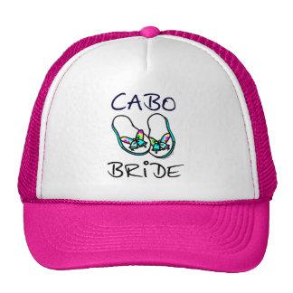 Cabo Bride Mesh Hat
