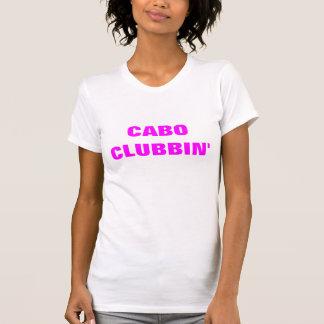 CABO CLUBBIN PLAYERA