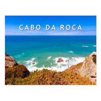 Cabo da Roca #02I Postcard