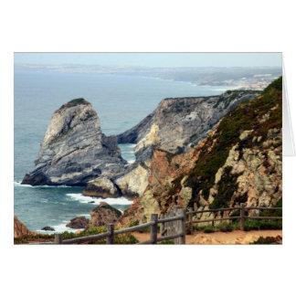 Cabo da Roca, Portugal Card