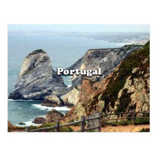 Cabo da Roca: Portugal Postcard