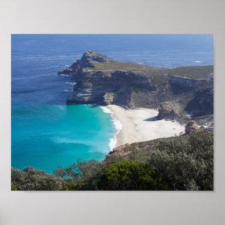 Cabo de Buena Esperanza, Suráfrica, poster