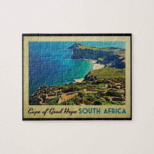 Cabo de Buena Esperanza Suráfrica Puzzles