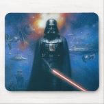 Cabo de Darth Vader Tapetes De Ratón