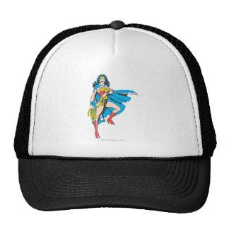 Cabo de la Mujer Maravilla Gorra
