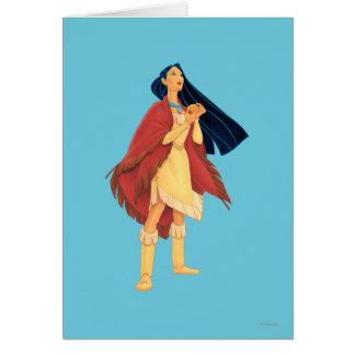 Cabo de Pocahontas Felicitaciones