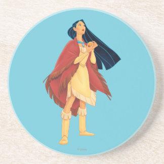 Cabo de Pocahontas Posavaso Para Bebida