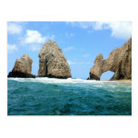 Cabo- el arco tarjetas postales